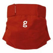 gDiapers gPants, Good Fortune Red, Small