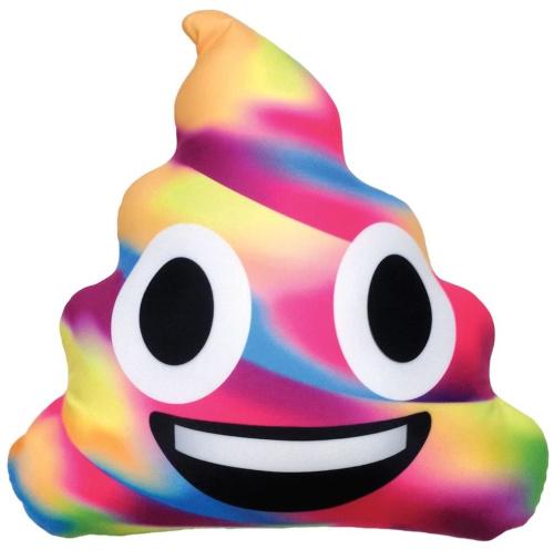 Squishy Unicorn Poop : iscream / Emoji Unicorn Poop Microbead Pillow. Free Shipping eBay