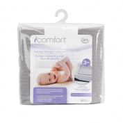 Serta iComfort Premium Change Liners, Grey - 3 Count