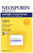Neosporin Lip Health Overnight Renewal Therapy, 10ml
