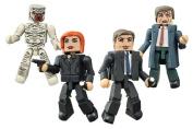 X-Files Classic TV Minimates Series 1 Box Set