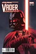 Star Wars Vader Down #1 McKone Cover Variant