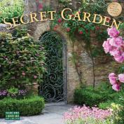 The Secret Garden Wall Calendar 2017