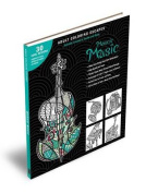 Adult Coloring Escapes - Mosaic Music