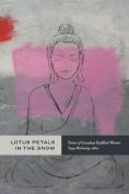Lotus Petals in the Snow