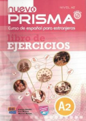 Nuevo Prisma A2 Workbook Plus Eleteca and Audio CD [Spanish]