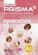 Nuevo Prisma A2 Workbook Plus Eleteca and Audio CD [Spanish]