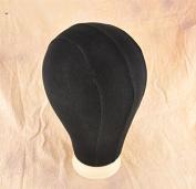 BHD Canvas Block Head Wig Head - Water Repellant