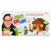 Archie McPhee's The Crazy Cat Lady Novelty Board Game