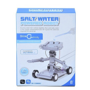 Rorychen Salt Water Powered Robot Kit Brine Electricity Energy Science Educational & Learning Kids Toy
