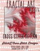 Fractal 4476 Cross Stitch Pattern