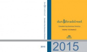 Dunn & Bradstreet Canadian Key Business Decisions Directory 2015