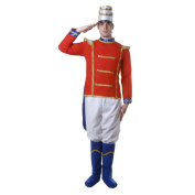 Toy Soldier Adult Costume Size