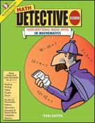 Math Detective Beginning Book
