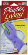 Playtex Living Gloves, Medium, Colours May Vary - 3 Pairs