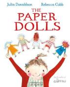 The Paper Dolls [Board book]