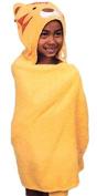 Saturday Knight Safari Hooded Bath Towel