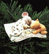 QX5676 Grandchilds First Christmas 1994 Hallmark Keepsake Ornament