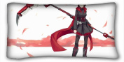 Custom ( Anime Rwby ) Pillow Covers Bedding Accessories Size 50cm x 90cm suitable for Queen-bed PC-White-29578