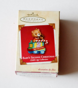 Hallmark Keepsake Ornament~Baby's Second Christmas