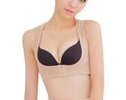 Sealike Lady Chest Breast Support Belt Band Shoulder Posture Corrector Brace Support Strap Body Sculpting Strap Back Shoulder X Type Sculpting Back Shoulder Vest with a Stylus