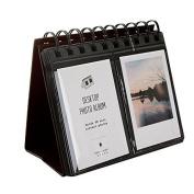 HAOCOO 68 Pockets Photo Album Book Album For Fujifilm instax mini7s 8 25 50s 90 Film