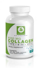 OZ Naturals Collagen Type 1 & 3 + Vitamin C Supplement - 6000 MG 250 Tablets