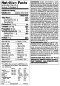 Zone Perfect Nutrition Bar, Salted Caramel Brownie,45ml, 30 Count