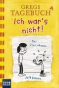 Gregs Tagebuch 4/Ich War's Nicht!