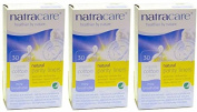 (3 PACK) - Natracare - Mini Pantyliners | 30pieces | 3 PACK BUNDLE