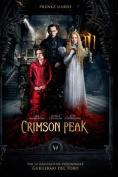 Crimson Peak DVD [Region 4]