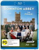 Downton Abbey The Finale Blu-Ray [Region 4]