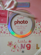 Cudlie Accessories Llc Baby Girl Little Angel Photo Album