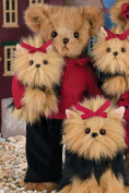 Bearington Bears Christmas Bentley & Buddy 36cm