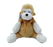 Kuddleez Monkey Microwaveable Wheat Pack Soft Childrens Toy 28 x 26 cm