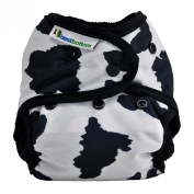 Best Bottom Cloth Nappies - Snap - Moo-licious