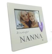 Nanna Gift - Nanna Photo Frame 6 x 4 New Boxed