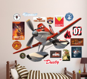 Fathead Dusty-Disney Planes Fire and Rescue Real Big Wall Decal
