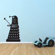 Supertogether Dr Who Dalek Childrens Bedroom Vinyl Wall Sticker Decal