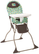 Cosco Simple Fold High Chair, Elephant Squares by Cosco Inc