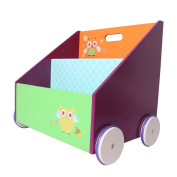 Labebe - kids Wooden Storage Boxes of Owl