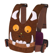 Littlelife Adjustable Child Harness With Parents Safety Rein 1-3 Years Gruffalo