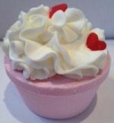 Blissful Bath Romance Cupcake Bubble Bath