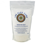 Dead Sea Salt - 500g - Regenerative & Detoxifying