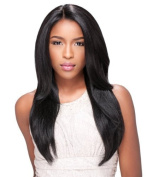 Sensationnel Empress Custom Lace Front Edge Wig - Straight (1 - Jet Black) by Hair Zone