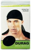 Magic Collection Wrinkle Free Breathable Ultra Stretch Durag #3910BLK***
