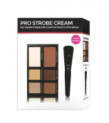 Freedom Makeup London - Pro Strobe Cream and Contour Palette With brush