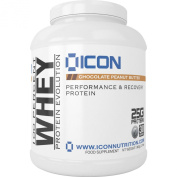 100% Grass Fed Whey Protein Powder 960g Chocolate Peanut Butter 25g Protein per serving