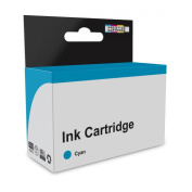 Compatible High Yield Chipped Ink Cartridge for LC221 Series - LC-221C CYAN