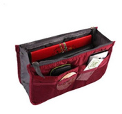Jackie Handbag Pouch Bag in Bag Organiser Insert Organiser Tidy Travel Cosmetic Pocket